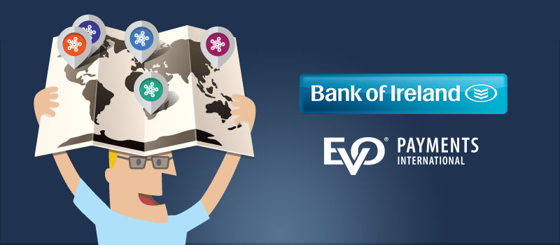 Bank of Ireland signs deal with EVO Payments – Snap* to power integrated payments