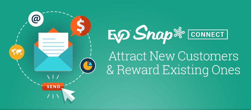 EVO Snap* Launches Marketing Platform for Global Retailing